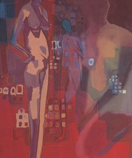 Michaela Rinaldi solo exhibition