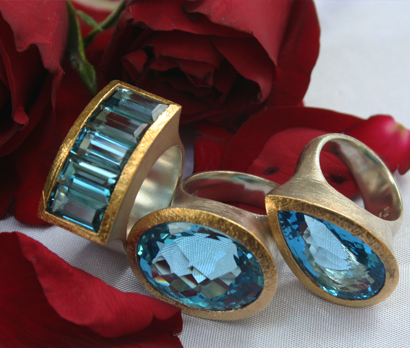 topaz,gold,silver-ring-trio