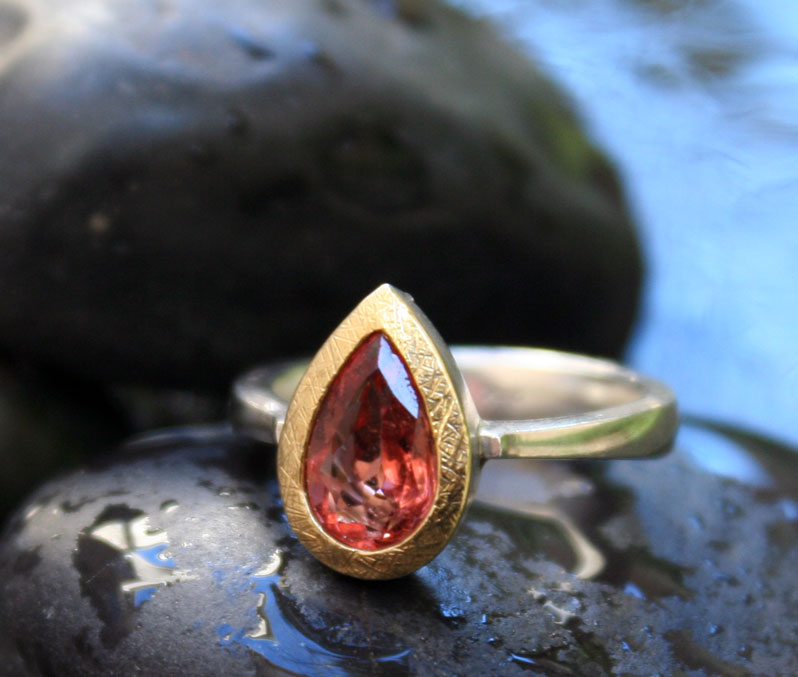 garnet-drop-ring