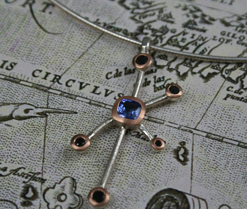 tanzanite-southern-cross-pendant